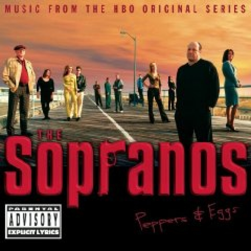 The Sopranos - Peppers and Eggs OST